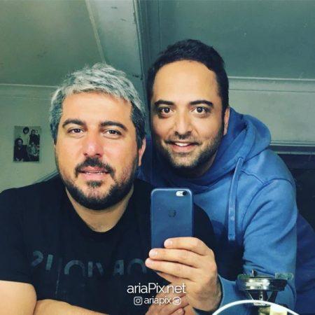 بابک بهشاد و محسن کیایی