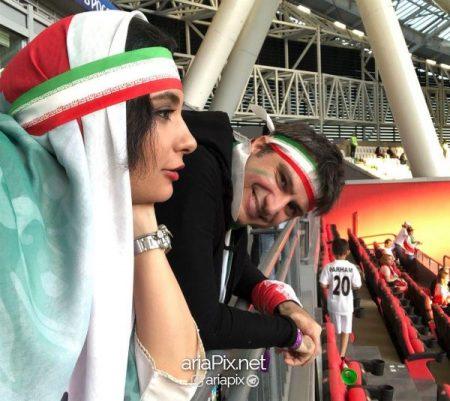 لیندا کیانی در جام جهانی 2018