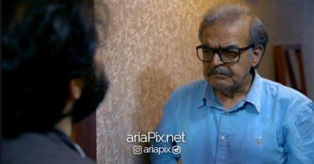 حمید لولایی در سریال شب عید