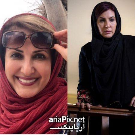 فاطمه گودرزی بازیگر سریال ممنوعه