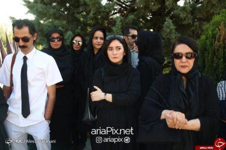 تشییع حسین عرفانی