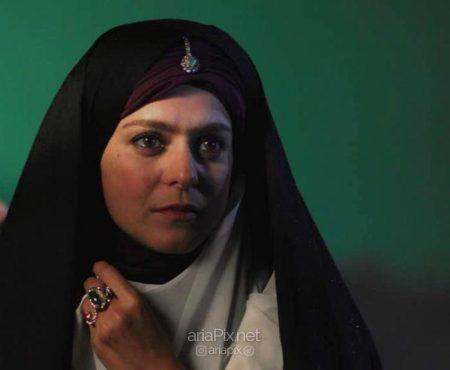 بازیگر نقش بهجت الملوک در سریال بانوی عمارت را بشناسید (غزل شاکری) +عکسها