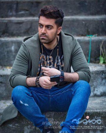 بیوگرافی محمد امین بازیگر نقش مهران در سریال ممنوعه +عکسها
