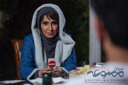 بیوگرافی شیدا یوسفی بازیگر نقش نگین در سریال ممنوعه +عکسها