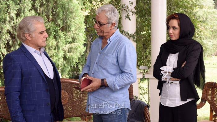 بازیگران فیلم زعفرانیه 14 تیر