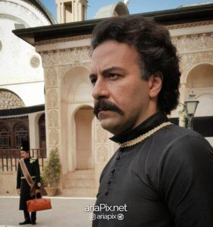 بازیگر نقش شازده در بانوی عمارت