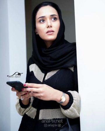 بیوگرافی پریناز ایزدیار و همسرش +ازدواج عکسها و گفتگو