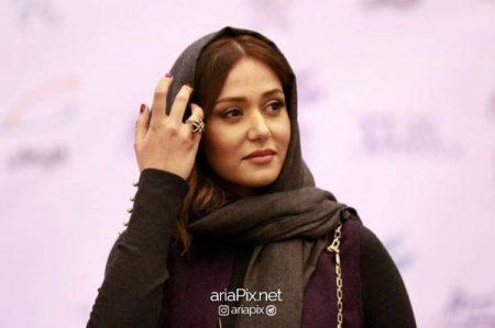 پریناز ایزدیار در افتتاحیه جشنواره فجر