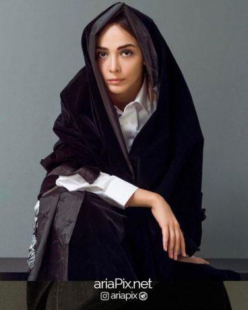 عکسهای بدون حجاب المیرا دهقانی بازیگر لحظه گرگ و میش