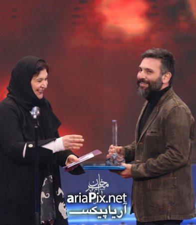 ریما رامین فر اختتامیه جشنواره فجر