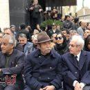 عکسهای مراسم تشییع جنازه مرحوم جمشید مشایخی با حضور هنرمندان +فیلمها