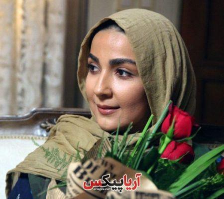 سارا صوفیانی بازیگر نقش سارا در روزهای بی قراری 2
