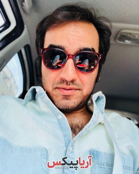 بیوگرافی بازیگر نقش آراز در سریال برادرجان (سجاد افشاریان) +عکسها