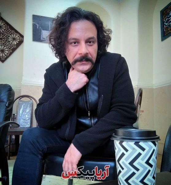 حسام منظور نقش چاوش در سریال برادرجان