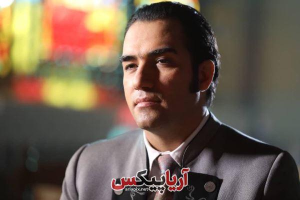 رضا یزدانی بازیگر سریال از یادها رفته