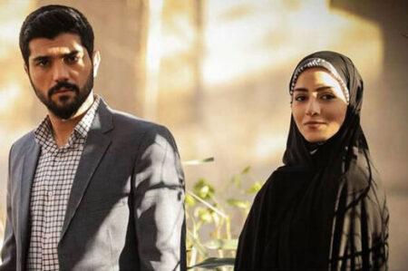 سینا مهراد در سریال اقازاده