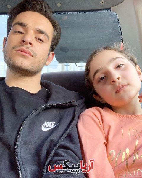 خواهر و برادر سریال هیولا