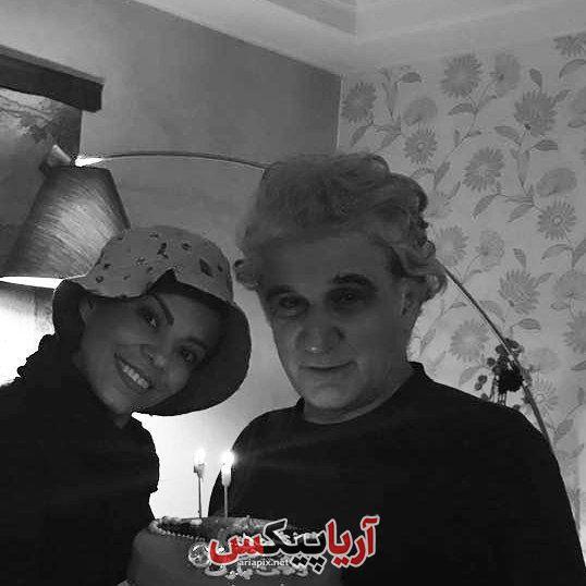 بیوگرافی مهنوش صادقی همسر دوم مهدی هاشمی