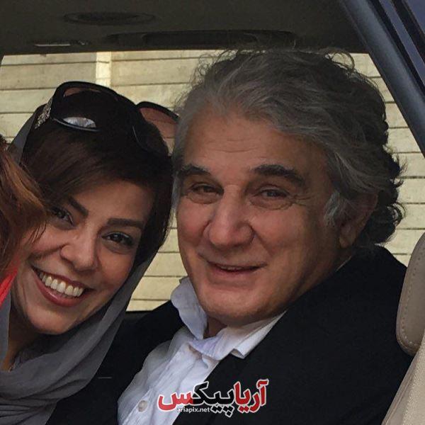 همسر مهنوش صادقی