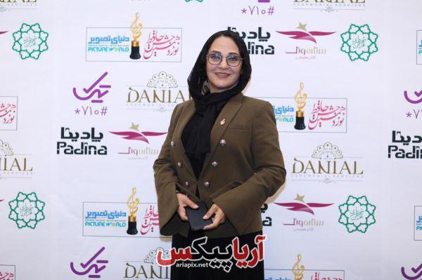 رویا نونهالی در جشن حافظ