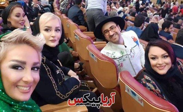 عکسهای جشن حافظ 98