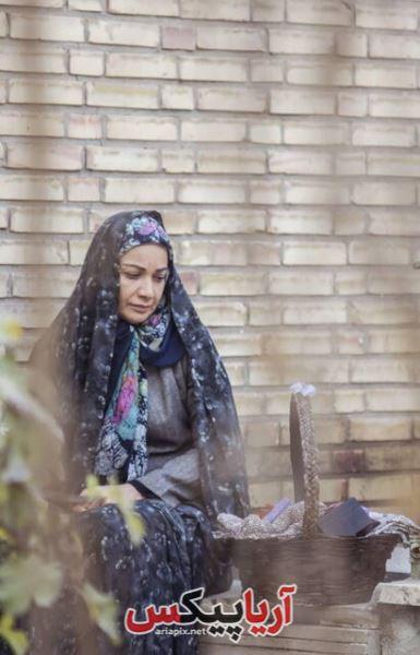 نسرین نصرتی در سریال وقت صبح