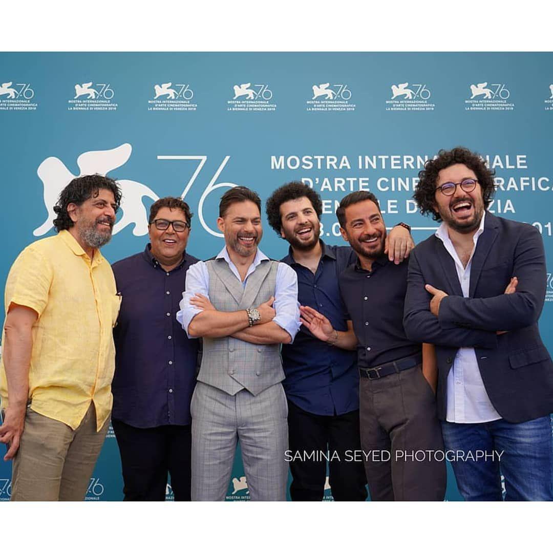 حضور عوامل فیلم متری شش و نیم در جشنواره ونیز