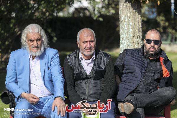 تشییع جنازه مجید اوجی