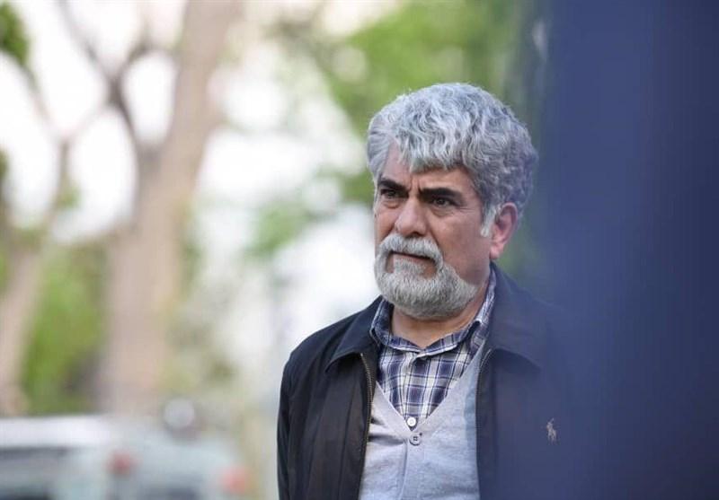 حسین پاکدل در سریال از سرنوشت