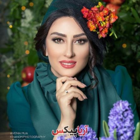 عکسهای بدون حجاب الهام طهموری