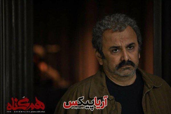 حبیب رضایی بازیگر مرد همگناه