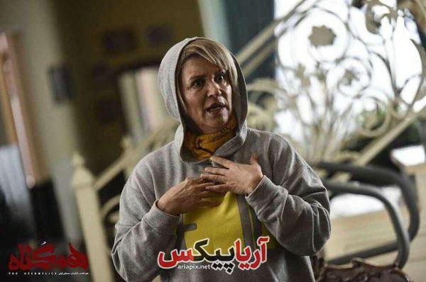 رویا تیموریان در سریال همگناه