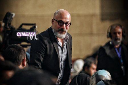امیر آقایی بهترین بازیگر نقش مکمل جشنواره فجر