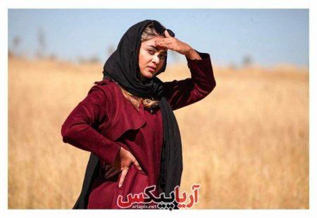عکس واقعی دختر محمود نقاش در پایتخت