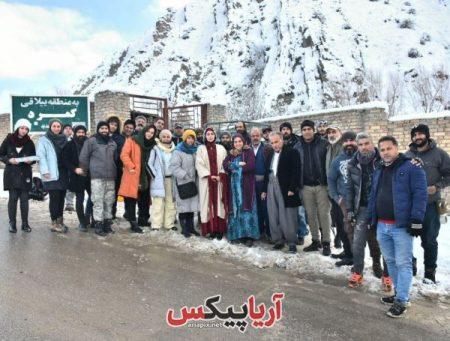 سریال نون خ در کرمانشاه