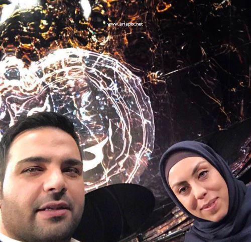 نرگس کلباسی و احسان علیخانی