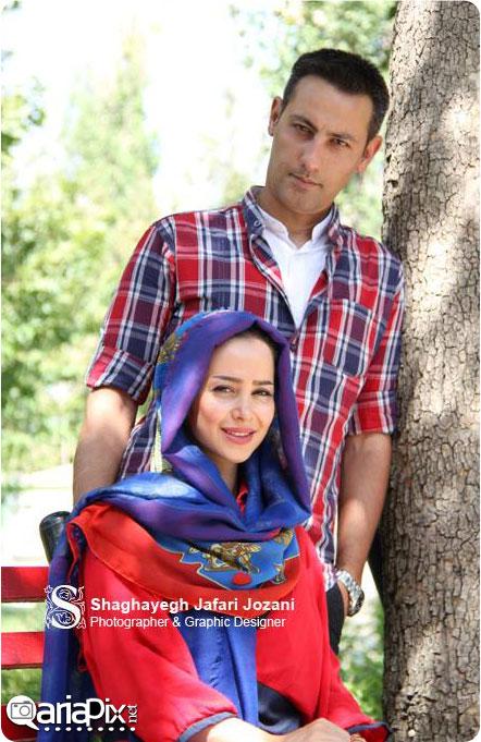 الناز حبیبی و همسرش,همسر الناز حبیبی,شوهر الناز حبیبی بازیگر زن ایرانی