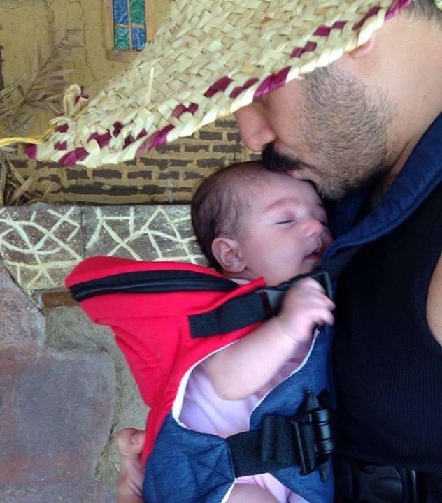 کامبیز دیرباز و پسرش, کامبیز دیرباز و فرزندش, کامبیز دیرباز و بچه اش