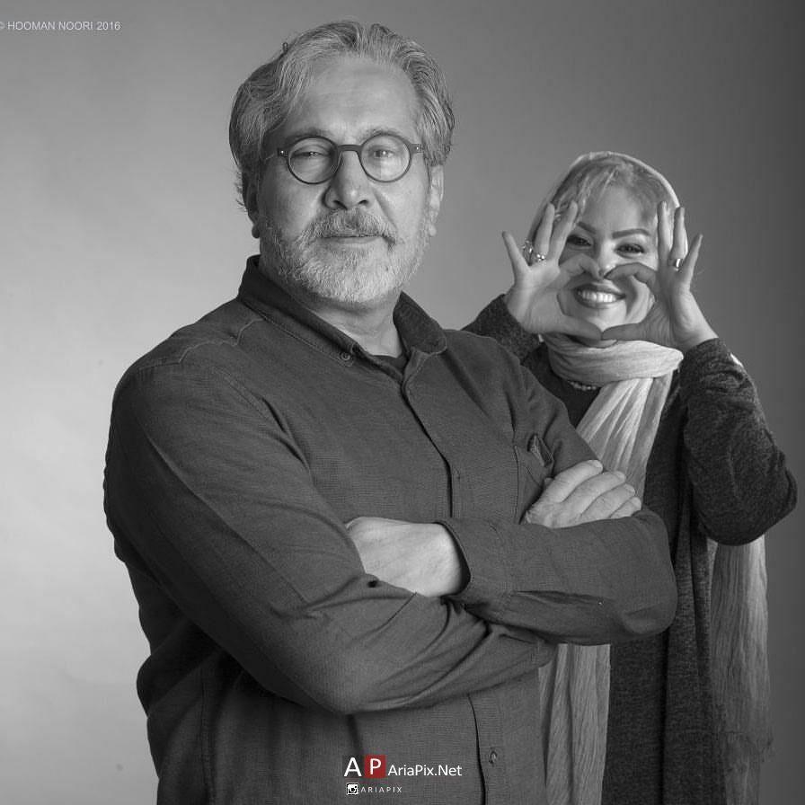 افسانه چهره آزاده و همسرش