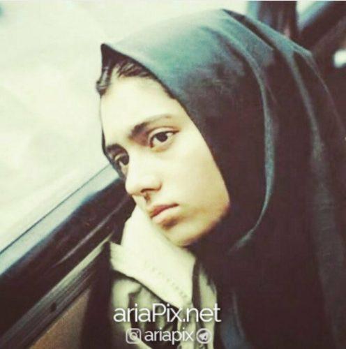 عکسی از نوجوانی پگاه اهنگرانی