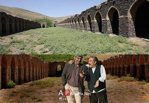 محل فیلمبرداری سریال علی البدل در کدام شهر و روستا است