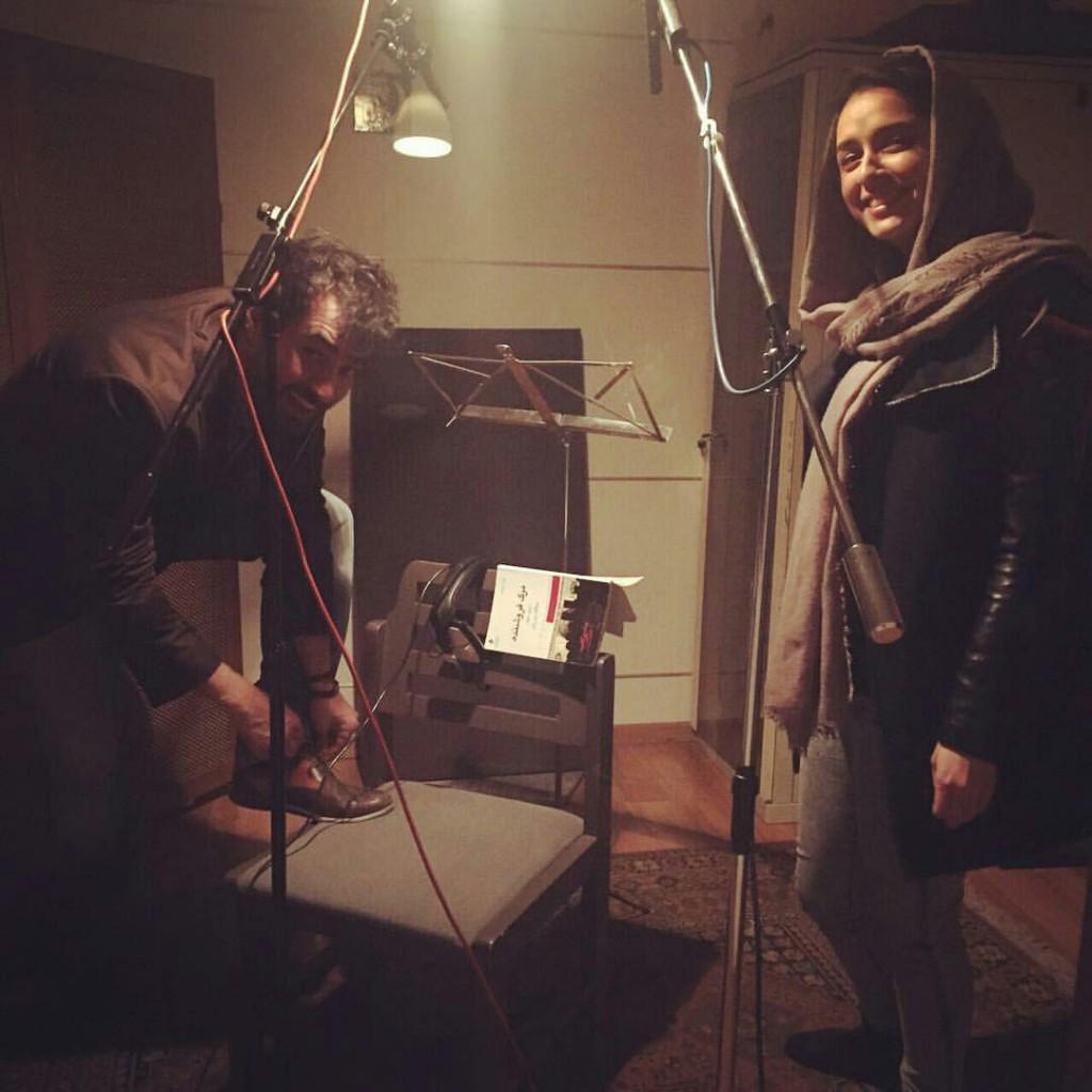شهاب حسینی و ترانه علیدوستی در فیلم فروشنده