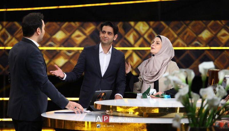 امیرحسین آرمان در برنامه سه ستاره