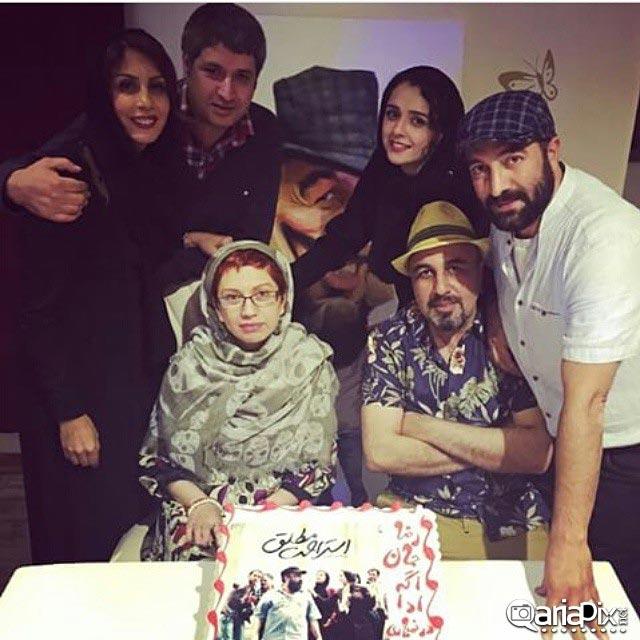 جشن تولد رضا عطاران