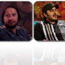 عکسهای جدید «علی صادقی» و «نیما شاهرخ شاهی» در برنامه خوشا شیراز