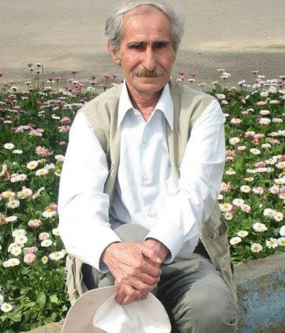 باقر صحرا وردی,درگذشت باقر صحرا وردی بازیگر