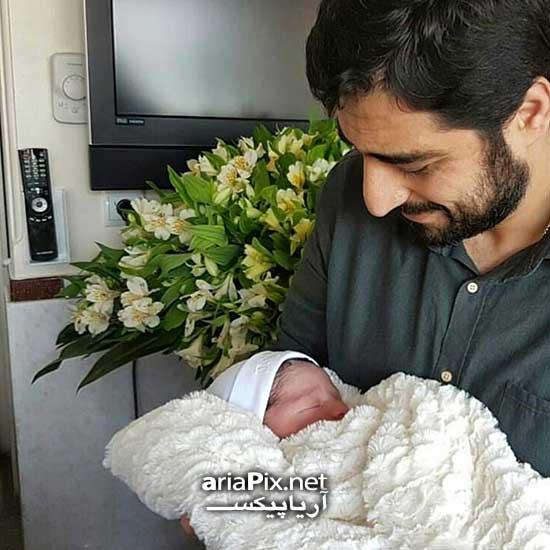 مجید بنی فاطمه و فرزندش پسرش