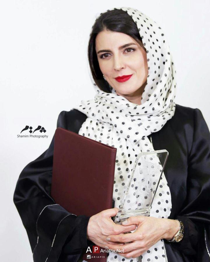 لیلا حاتمی بهترین بازیگر زن سی و پنجمین جشنواره فیلم فجر
