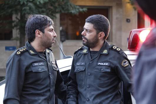 حمید گودرزی سریال پلیسی