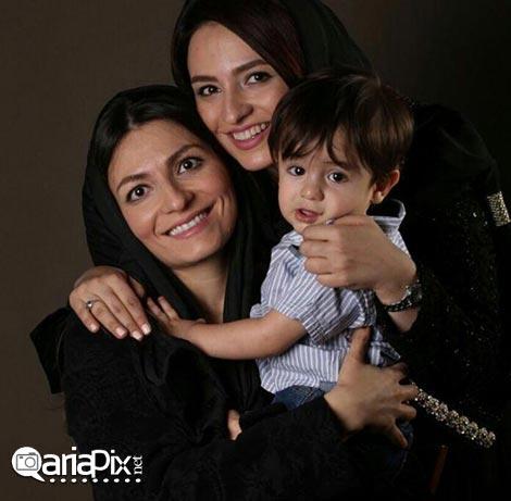 gelareh abbasi sister